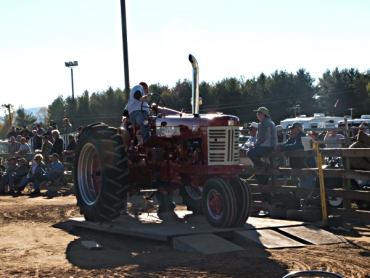 Farmall weigh in
