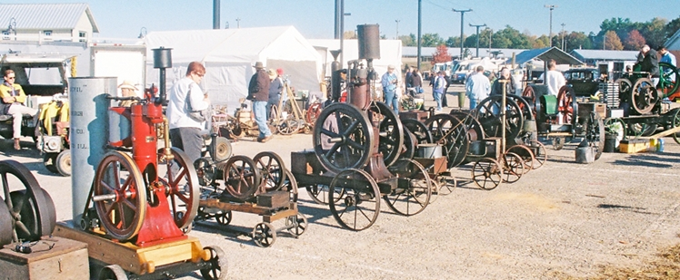 Antique Engines