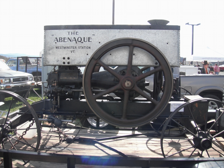 Abenaque Engine