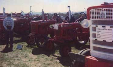 International Harvester Tractors